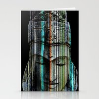NEUROMANTICBOUDHA Stationery Cards