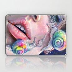 Thirsty Snails Laptop & iPad Skin