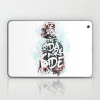 Respect The Dark Side Va… Laptop & iPad Skin