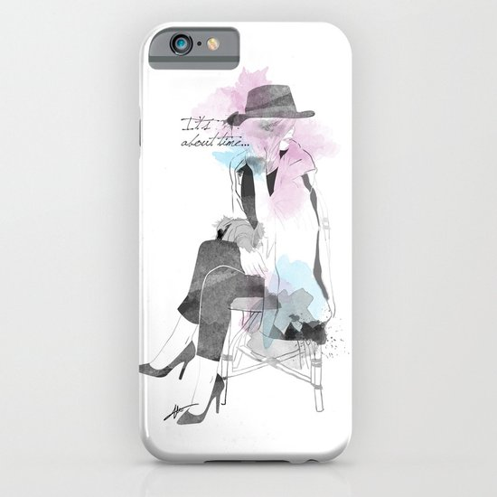 It's about time iPhone & iPod Case