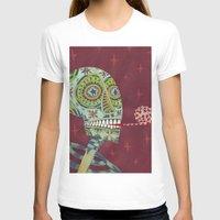 happy birthday T-shirts featuring Happy Birthday by Santiago Uceda