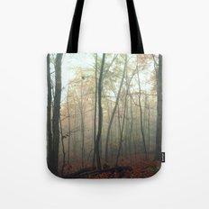 Wandering in a Fog Tote Bag