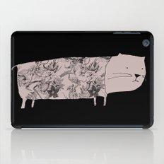 Flower pet iPad Case