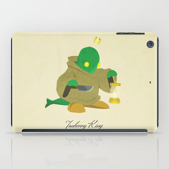 Tonberry King iPad Case