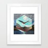 Don't break it down for me Framed Art Print