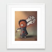 Tobi Framed Art Print