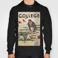 Welcome to... College Hoody