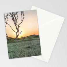 Barrier Island Sunrise II Stationery Cards