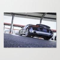 Audi R8 Canvas Print