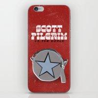 Scott Pilgrim VS The World iPhone & iPod Skin