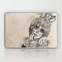 Sugar Skull Queen Laptop & iPad Skin