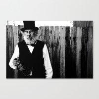 Jack Daniel's  Canvas Print