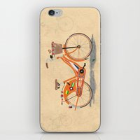 Love Holland, Love Bike iPhone & iPod Skin