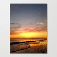 Starting Over Canvas Print