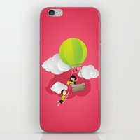 for the adventure of love iPhone & iPod Skin
