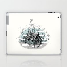 DEEP IN THE HEART OF THE FOREST Laptop & iPad Skin
