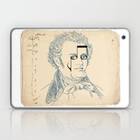 Franz Schubert Laptop & iPad Skin