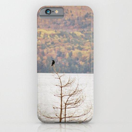 Fall Bird iPhone & iPod Case