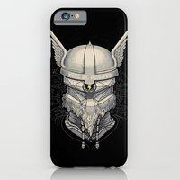 iPhone & iPod Case featuring Viking robot by Mathijs Vissers