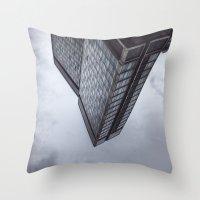The Standard Throw Pillow