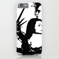 Scissorhands iPhone 6 Slim Case