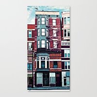 18th Street Canvas Print