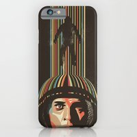 iPhone Cases featuring Relativity by The Art of Danny Haas