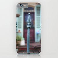 French Quarter Gate iPhone 6 Slim Case