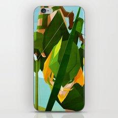 Like a Leaf on the Wind iPhone & iPod Skin