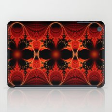 Floral Ribbon iPad Case