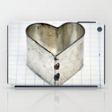 Tin Heart iPad Case
