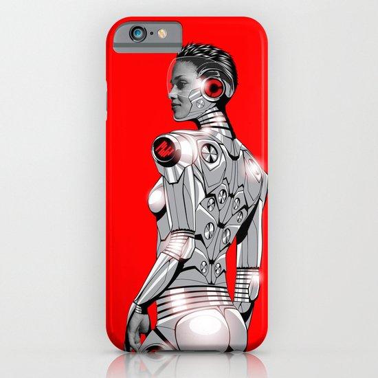 Life On Mars #1 iPhone & iPod Case