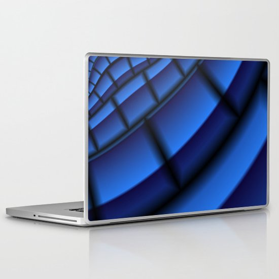 In too Deep Laptop & iPad Skin