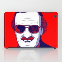 Stan Lee / Excelsior iPad Case