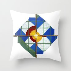Altered State: CO Throw Pillow