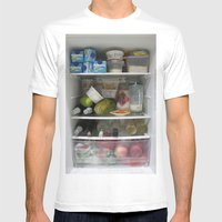 Fridge Candies  2   [REF… Mens Fitted Tee White SMALL