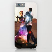 iPhone Cases featuring Lucy & DiMiTri by Eugenia Loli
