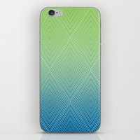 Diamonds (GreenFlashSnor… iPhone & iPod Skin