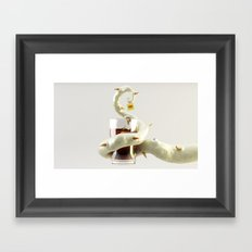 Everyone's invi-TEA-d - 1 Framed Art Print