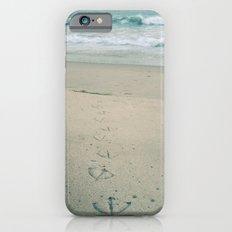 Footprints iPhone 6 Slim Case