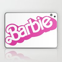 Barbie Girl Laptop & iPad Skin