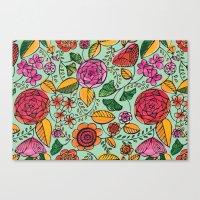 Garden Variety Canvas Print