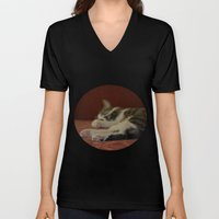 Cat Paws Unisex V-Neck