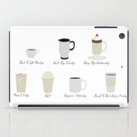 Weekly Dose of Coffee iPad Case