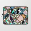 ELECTRIC VIBES Laptop Sleeve
