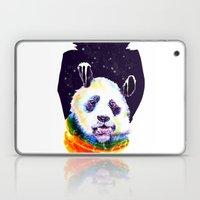 Panda Technicolor Laptop & iPad Skin