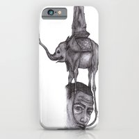 iPhone & iPod Case featuring Dali's Dream by DDSS