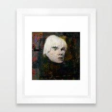 The pope of pop  Framed Art Print
