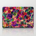 Floral Explosion iPad Case