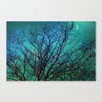 Magical Night Canvas Print